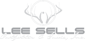Lee Sells Outfitters & Guide Hunting Logo